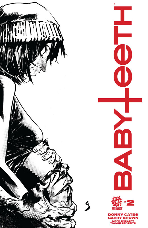 Baby Teeth # 2 SDCC Variant