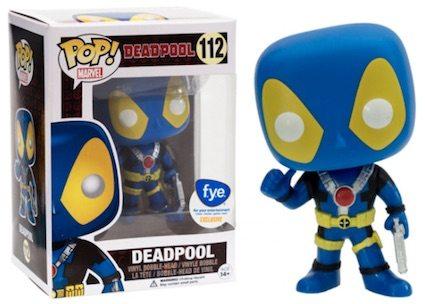 Deadpool #112 (Movie) (Thumbs Up) (X-Men) FYE Excl.