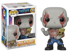 Drax with Groot #262 FYE Excl.