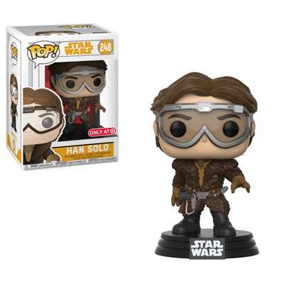 Han Solo #248 (Solo Movie) (Goggles) Target Excl.