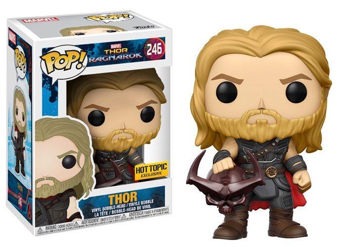 Thor #246 (Ragnarok) (Surtur's Head)  Hot Topic Excl.