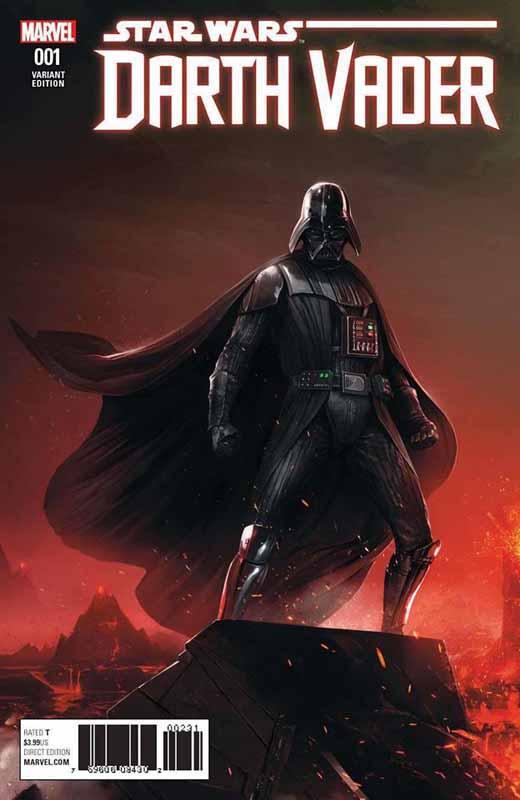 Darth Vader #1 Variant