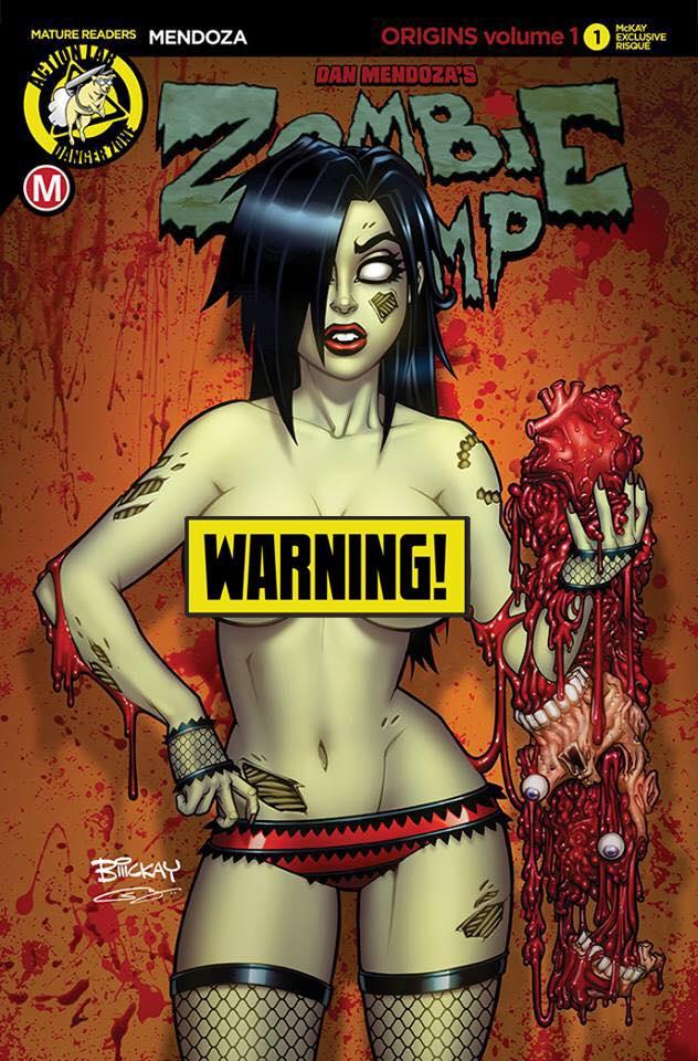 Zombie Tramp: Origins #1 SDCC Variant