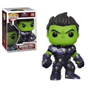 Amadeus Cho as Hulk #336