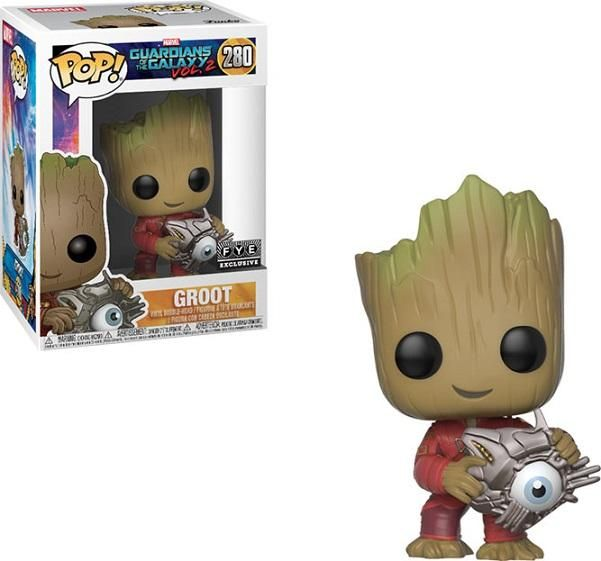 Groot #280 (Vol. 2) (Eye) FYE Excl.