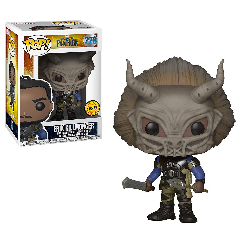 Erik Killmonger #278 (Masked) Chase