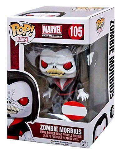 Morbius #105 (Zombie) Marvel Collectors Corp. Excl.
