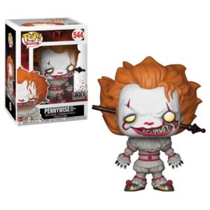 Pennywise with Wrought Iron #544 IT FYE Excl.