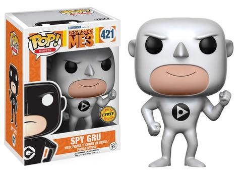 Spy Gru #421 (Despicable 3) Chase
