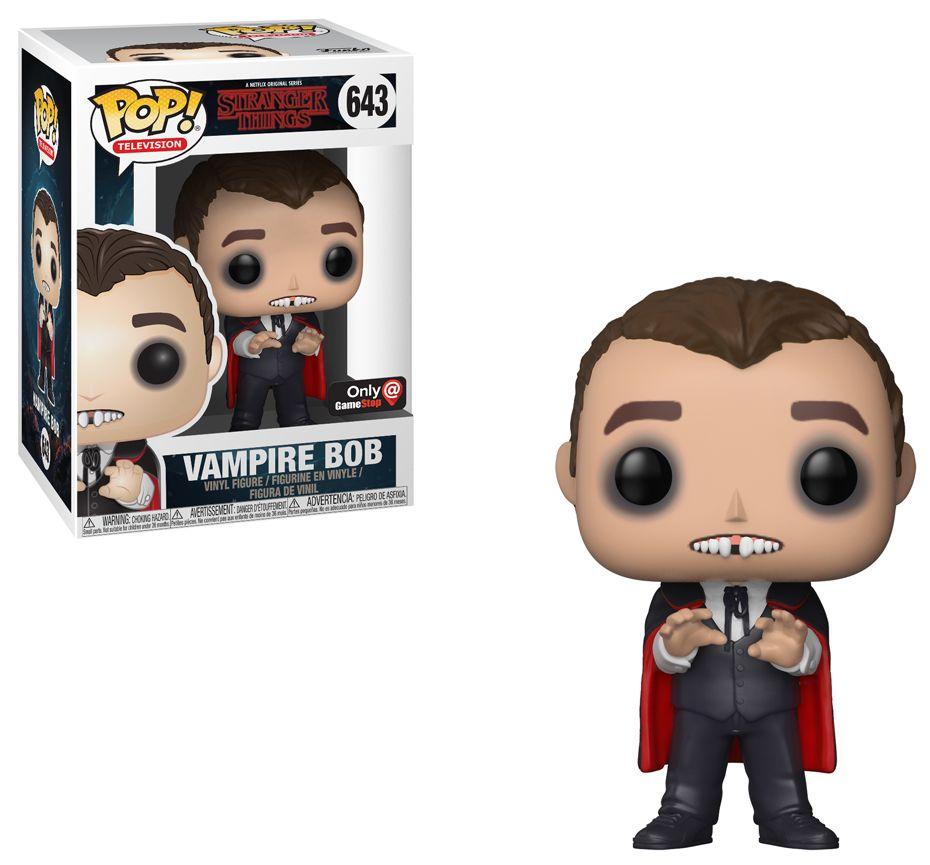 Vampire Bob #643 Gamestop Excl.